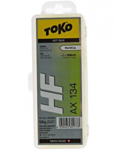 Toko   HF Hot Wax Röd AX134 120g  