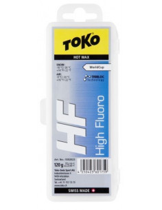 Toko | High Flouro Tribloc Blue 120g |