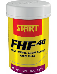 Start | FHF40 Flour Kick |