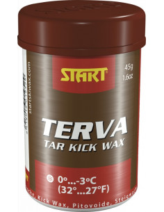 Start | Tar Kick Wax Red 0/-3 |