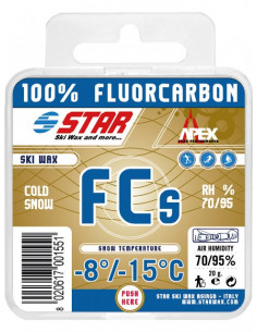 Star | FCs Flourcarbon Skiwax |