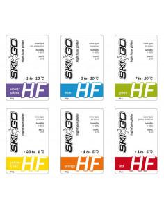 SkiGo | Paraffin HF-Serien |