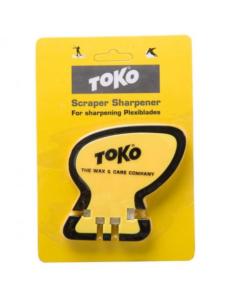 Toko | Scraper Sharpener |