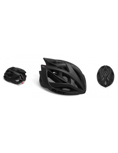 Rudy Project | Hjälm Airstorm Black Stealth |