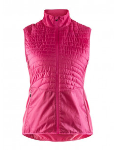 Craft | Urban Run Body Warmer Dam Rosa |
