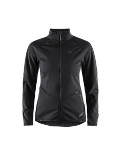 Craft | Glide Jacket W Svart |