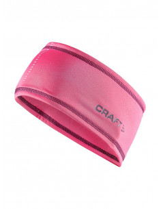 Craft | Livigno Headband Rosa |