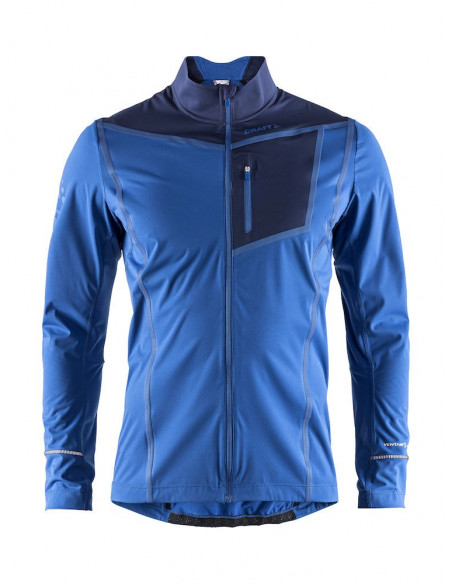 Craft | Pace Jacket M, Imperial/Maritime |