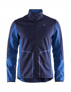 Craft | Sharp Softshell Jacket M Blå |
