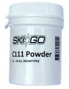 Skigo | C111 Powder -12,-20 |