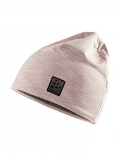 Craft | Mössa Microfleece Ponytail Hat, Touch/Melange Onesize |