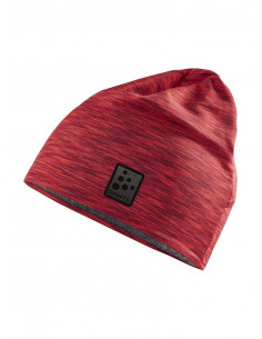 Craft | Mössa Microfleece Ponytail Hat, Beam/Melange Onesize |