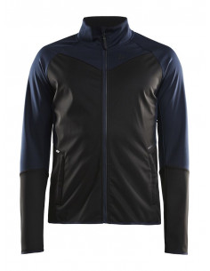 Craft | Glide Jacket M Black/Blaze |