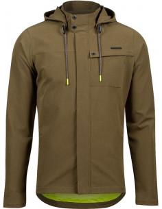Pearl Izumi Rove Barr Jacket, Dark Olive