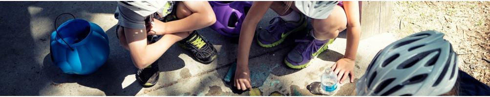 Barn- och ungdomscyklar